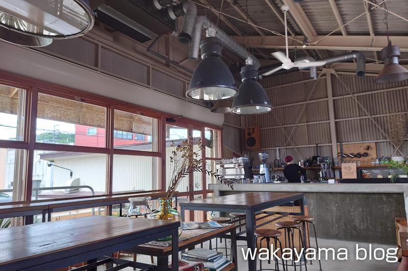 TSUBAKI coffee and more(ツバキ コーヒー&モア)串本町