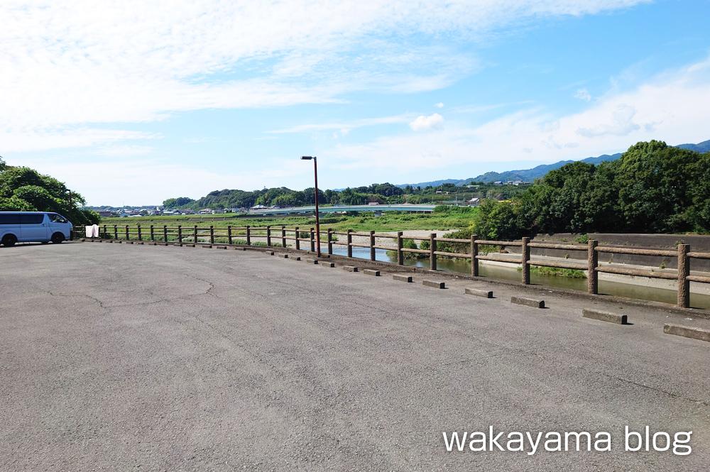 厳島神社 和歌山県かつらぎ町 駐車場