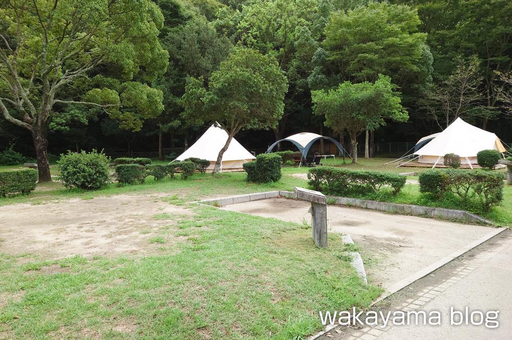 休暇村 紀州加太オートキャンプ場