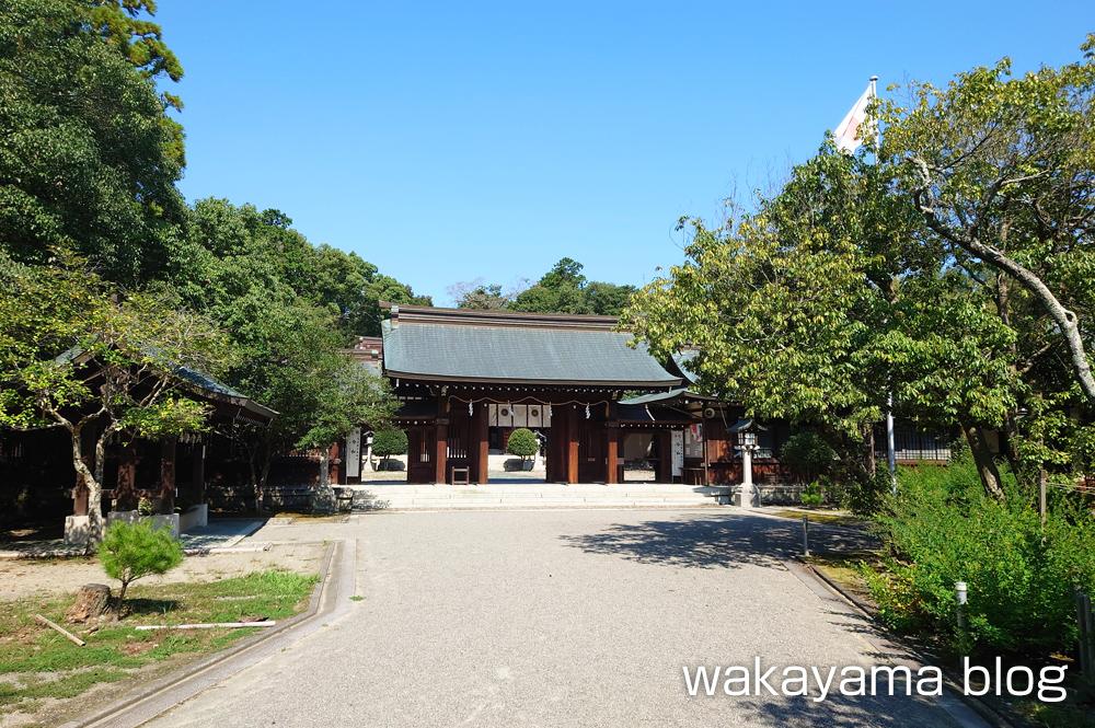 竈山神社 和歌山市