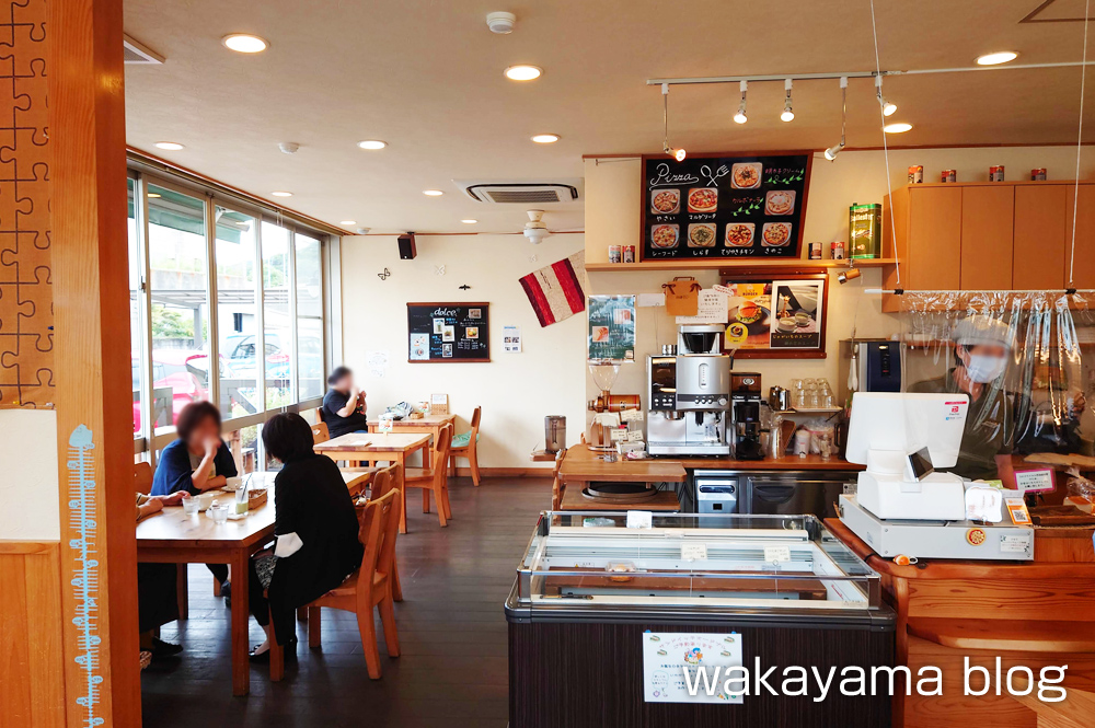 オリーブ 有田川町 カフェ