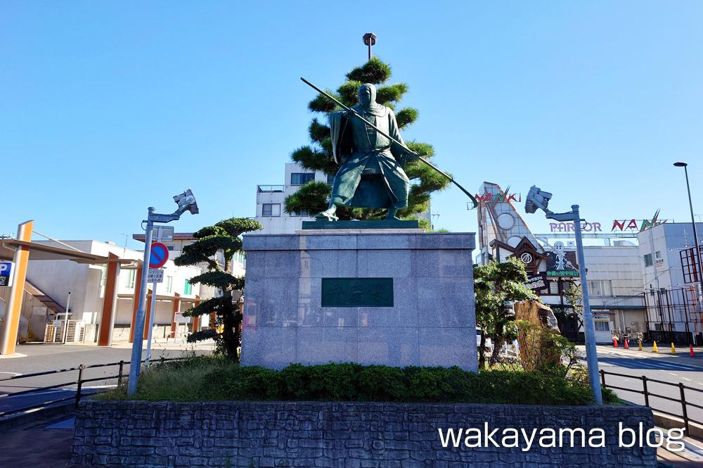 田辺駅 弁慶