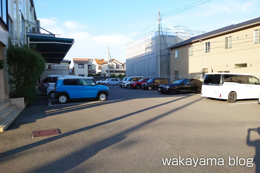 MARGINAL マージナル 和歌山本店 駐車場