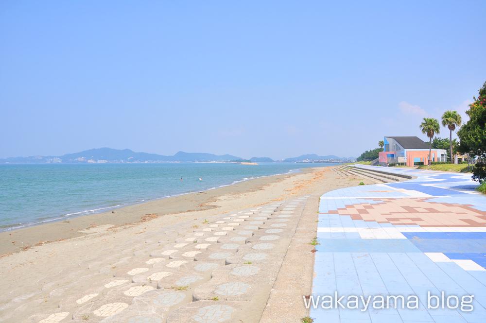 浜の宮ビーチ 和歌山市