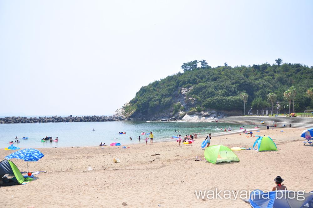 浪早ビーチ(なみはやビーチ) 海水浴場